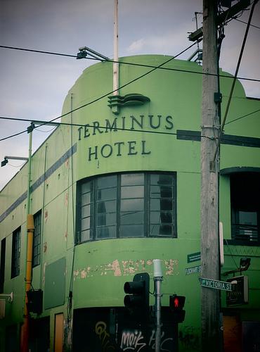 #blog12daysxmas Day 5 Terminus Hotel 52/52/3