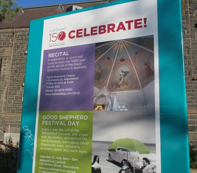 Good Shepherd Festival Day  #blogjune Day 20