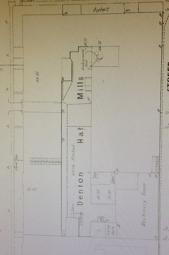 Denton Hat Mill 52/25/3 #fp13 #technology #blogjune Day 24