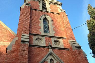 Croatian Catholic Church Clifton Hill #blogjune Day 25