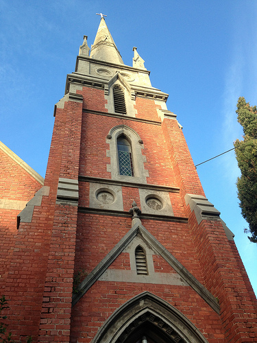 Croatian Catholic Church Clifton Hill #blogjune Day 25