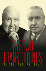 Frank Thring(s) and Cr Kreitmayer #blogjune Day 19
