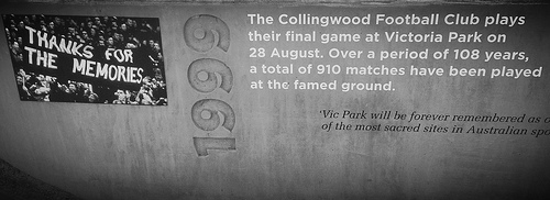 Life of Collingwood Football Club 52/27/2 #fp13 #life