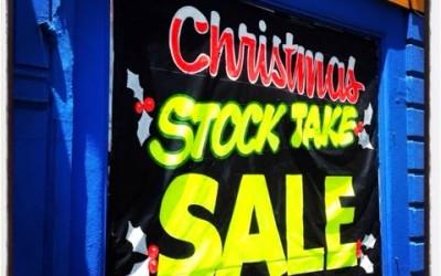 #blog12daysxmas Day 3 Christmas at Cliftons