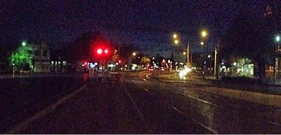 #blog12daysxmas Day 11 Shiny lights of QP