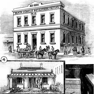 Gold Street Walk (2011) - Collingwood Historical Society Inc